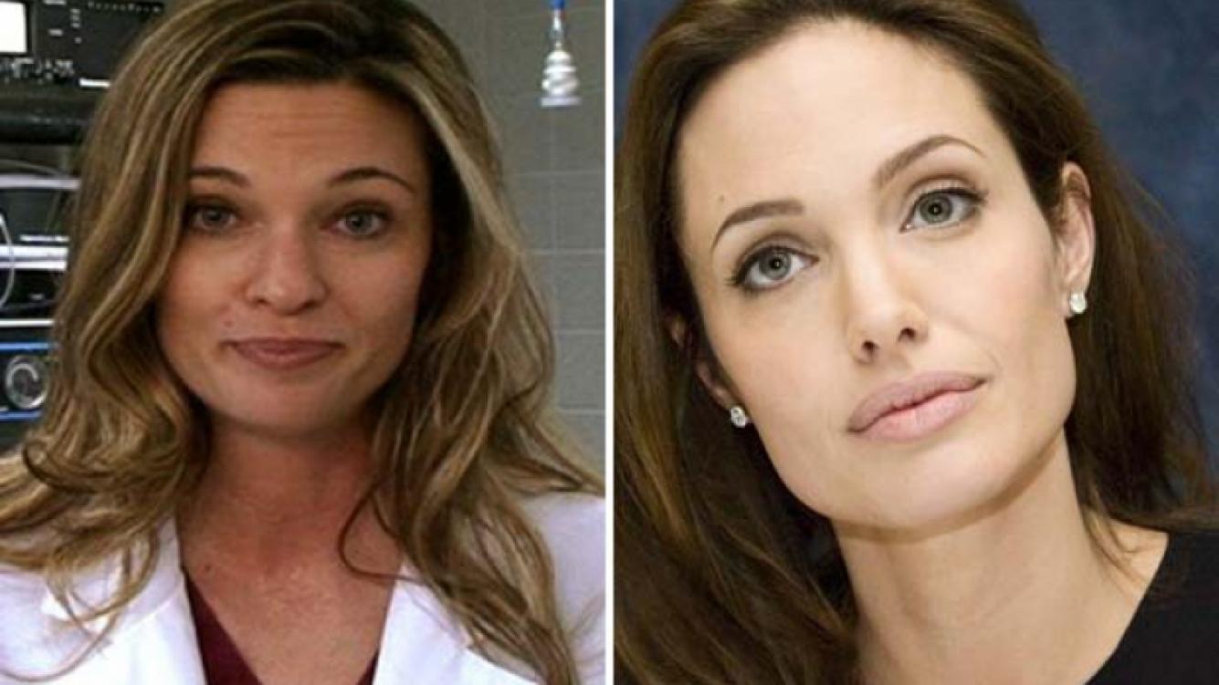 Kristi Funk, la médica que atendió a Angelina Jolie. (Foto: Web)