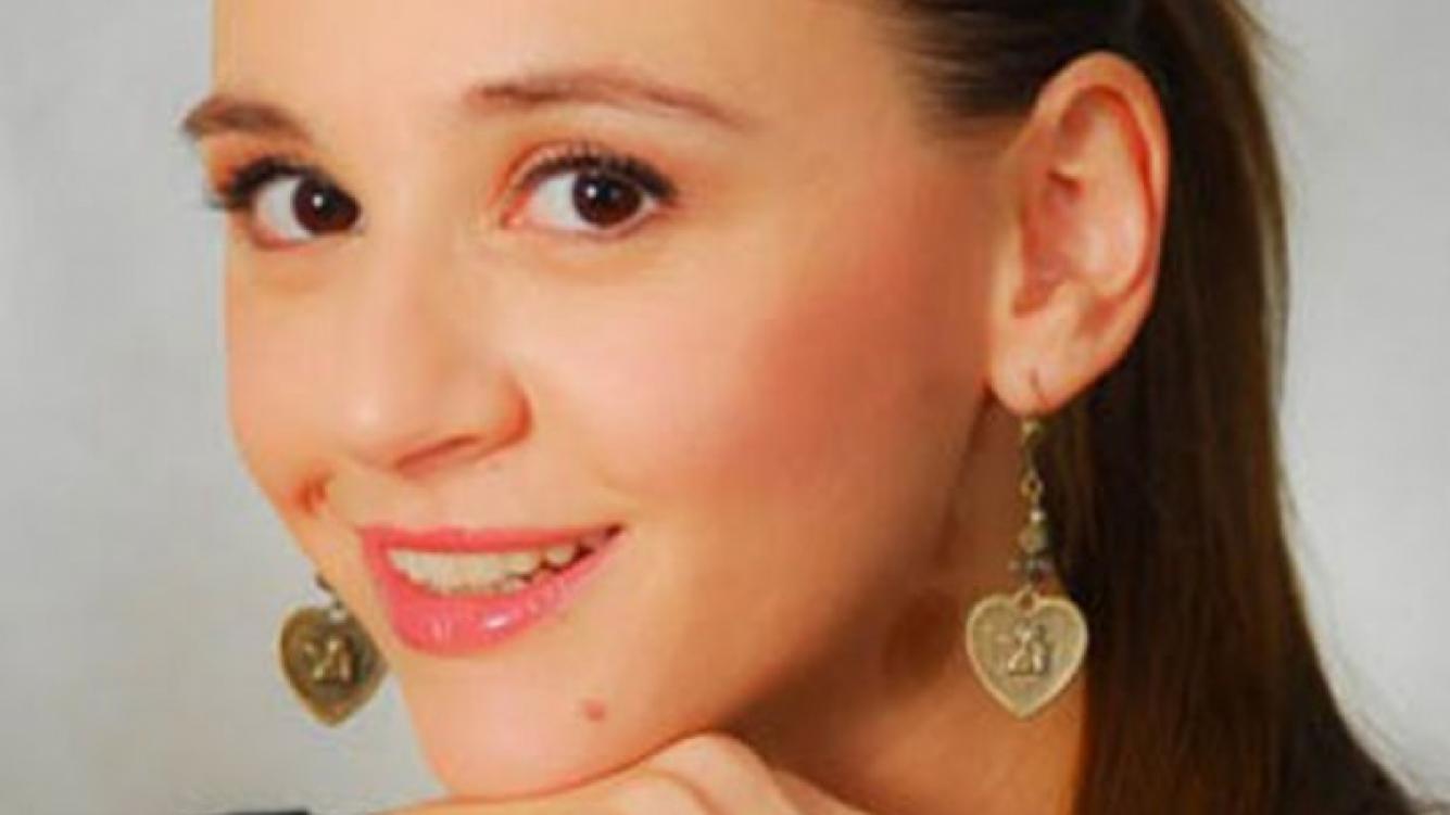 Laura Azcurra. (Foto: revista Paparazzi)