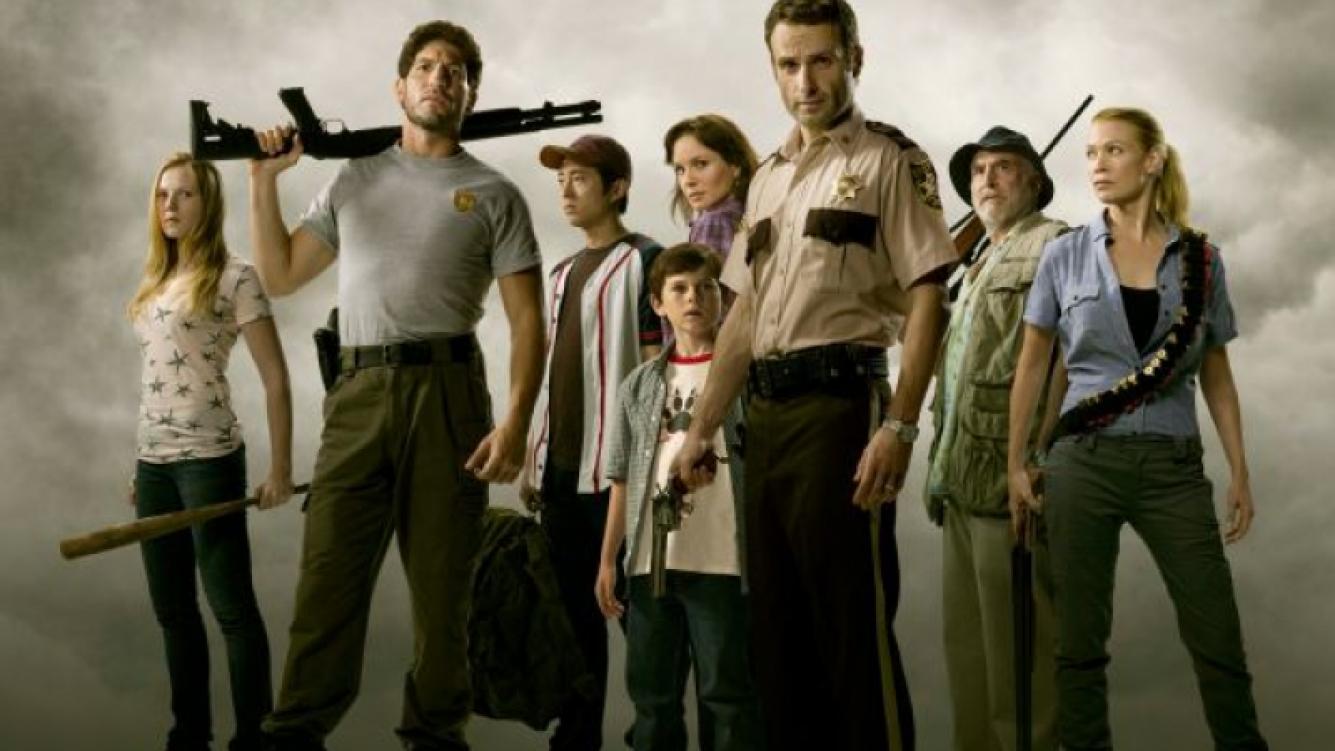 ¿Se viene la película de The Walking Dead? (Foto: archivo Web)