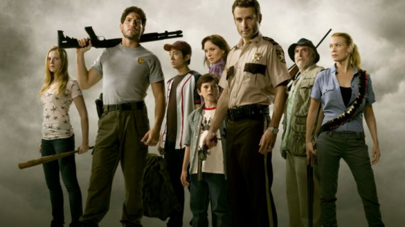 ¿Se viene la película de The Walking Dead? (Foto: archivo Web)