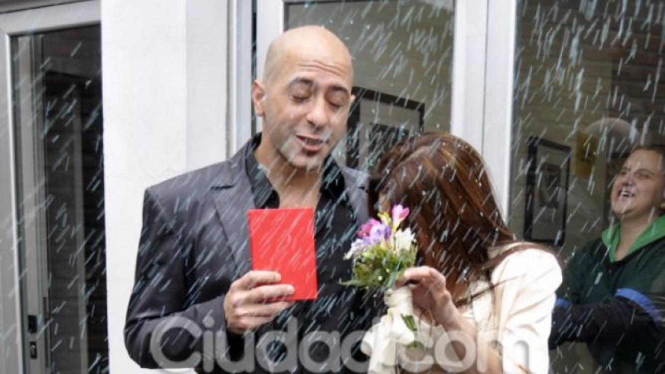 Las fotos del casamiento de Nancy Anka. (Foto: Ciudad.com)