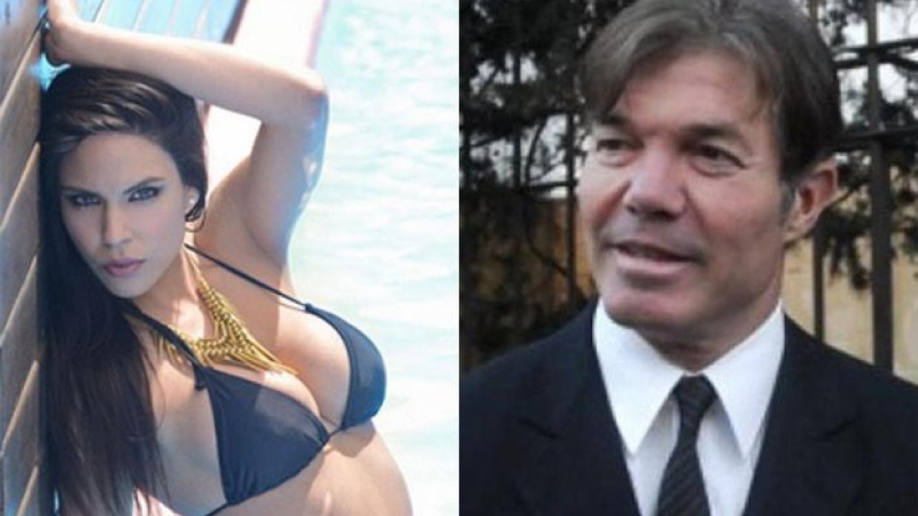 Barbie Franco y Fernando Burlando, aquí hay amor. (Fotos: Ciudad.com y Web)