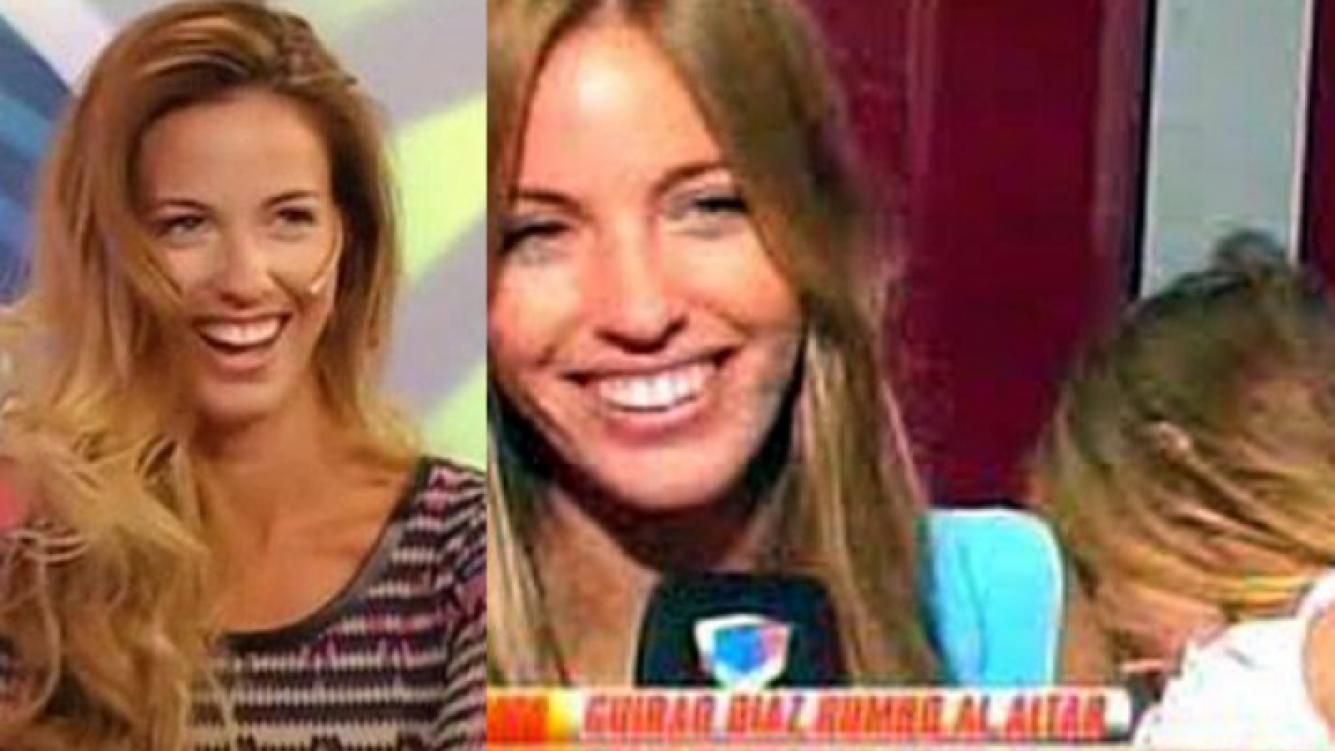 Rocío Guirao Díaz y un divertido mensaje para los compañeritos de su hija. (Fotos: Capturas TV)