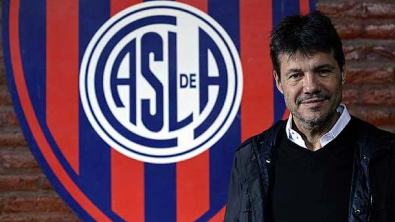 Marcelo Tinelli, vicepresidente de San Lorenzo. (Foto: Web)