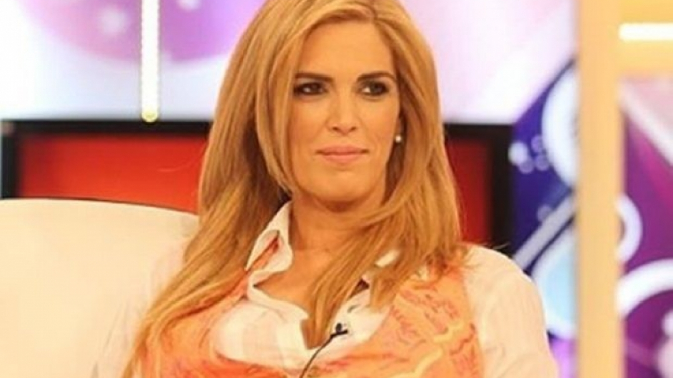 Viviana Canosa, la madre del escándalo. (Foto: archivo Canal 9)
