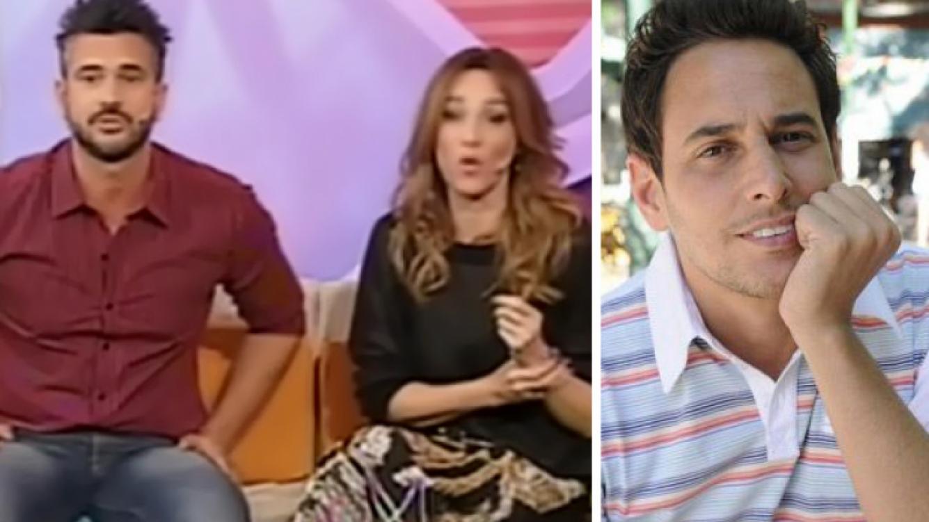 Rodrigo Lussich se suma a AM, el programa de Leo Montero y Vero Lozano. (Fotos: captura TV y Entremujeres.com)
