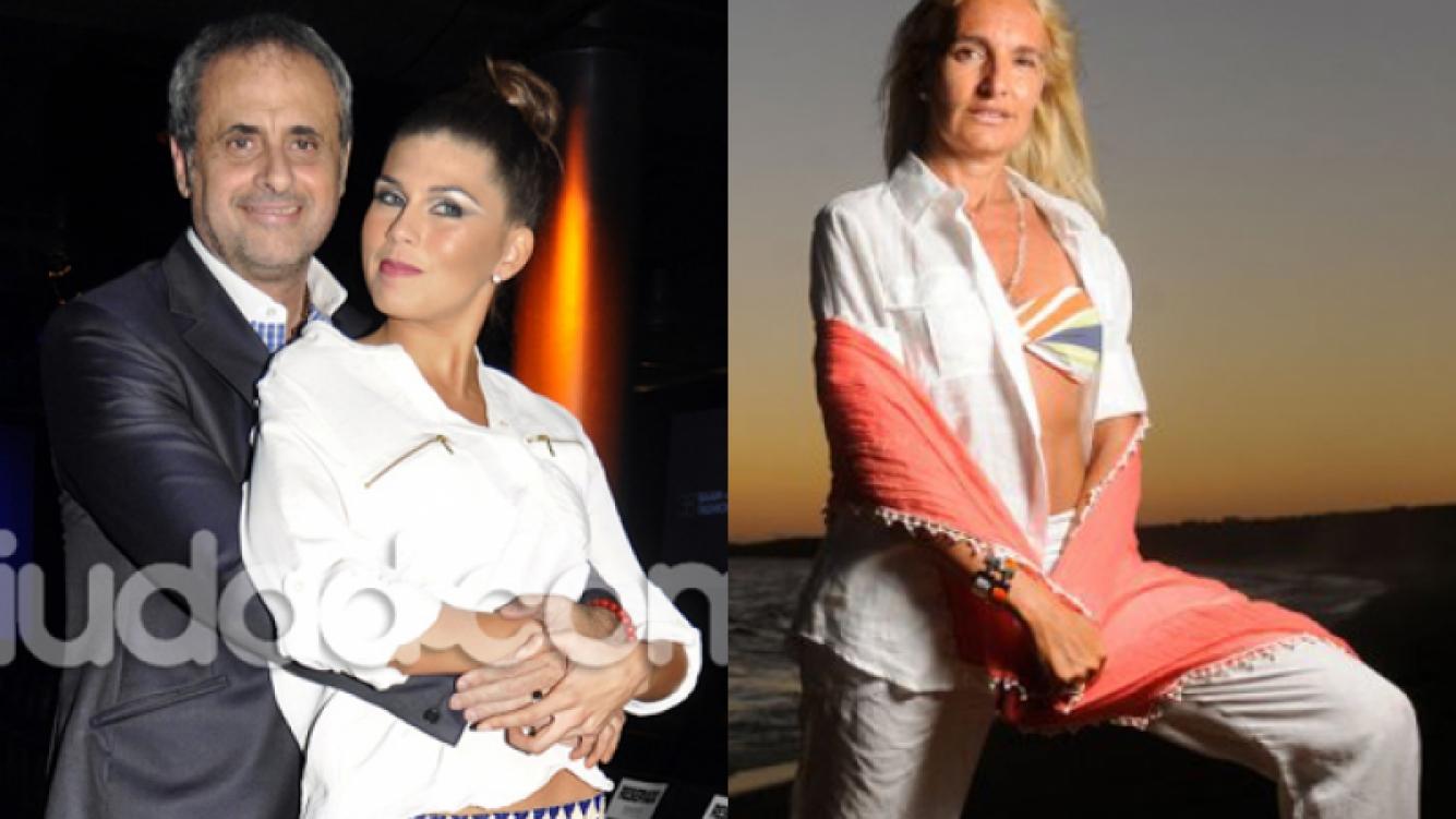 Rial y Loly en lo de Susana: la ex del periodista no permitiría que muestren a sus hijas en el programa