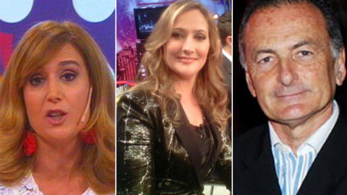 Marcela Coronel, Carmela Bárbaro y Horacio Embón no están más en Intratables. (Fotos: Web)