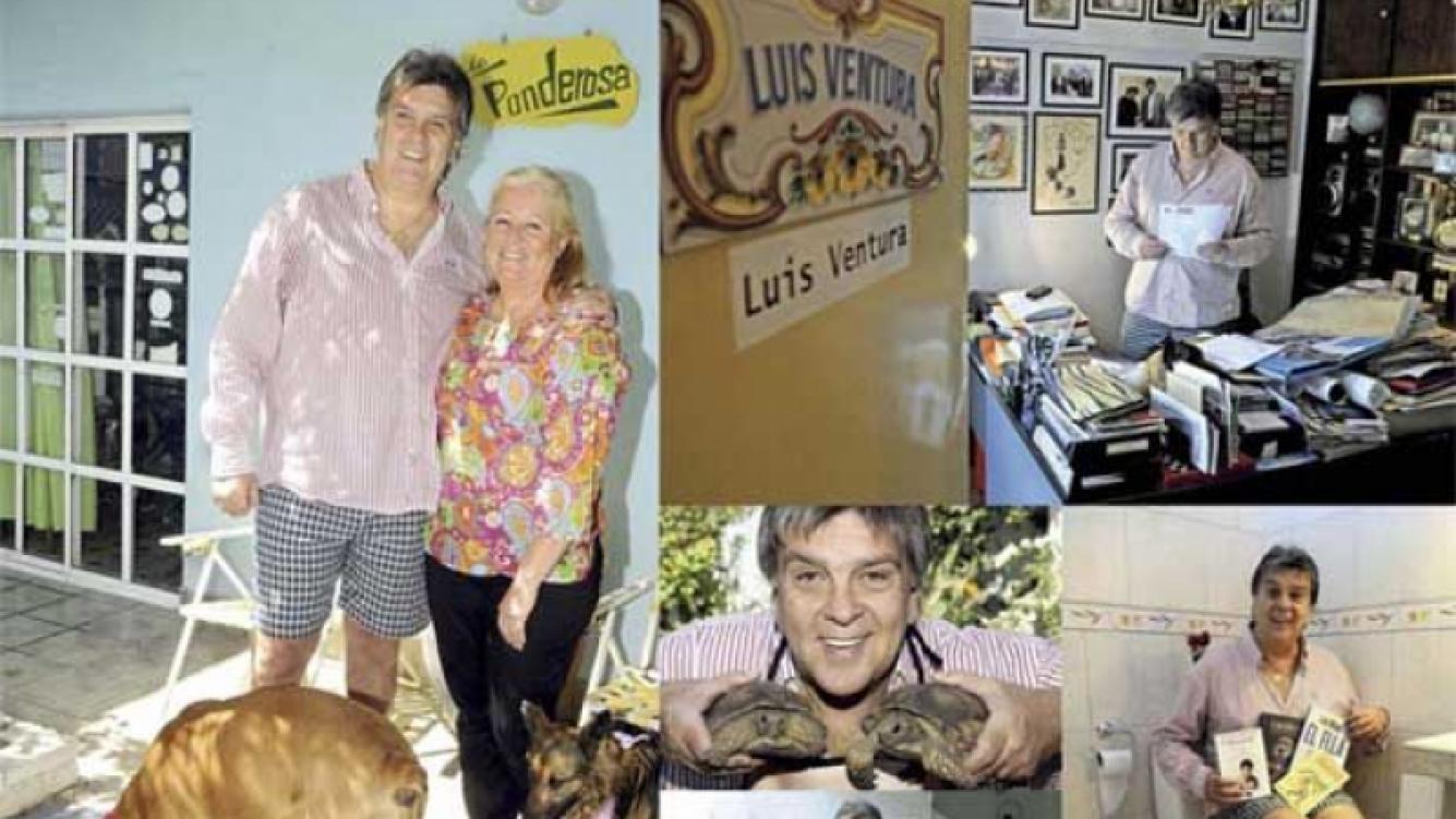 ¿Se viene el reality show con la familia de Ventura? (Foto: revista Gente)