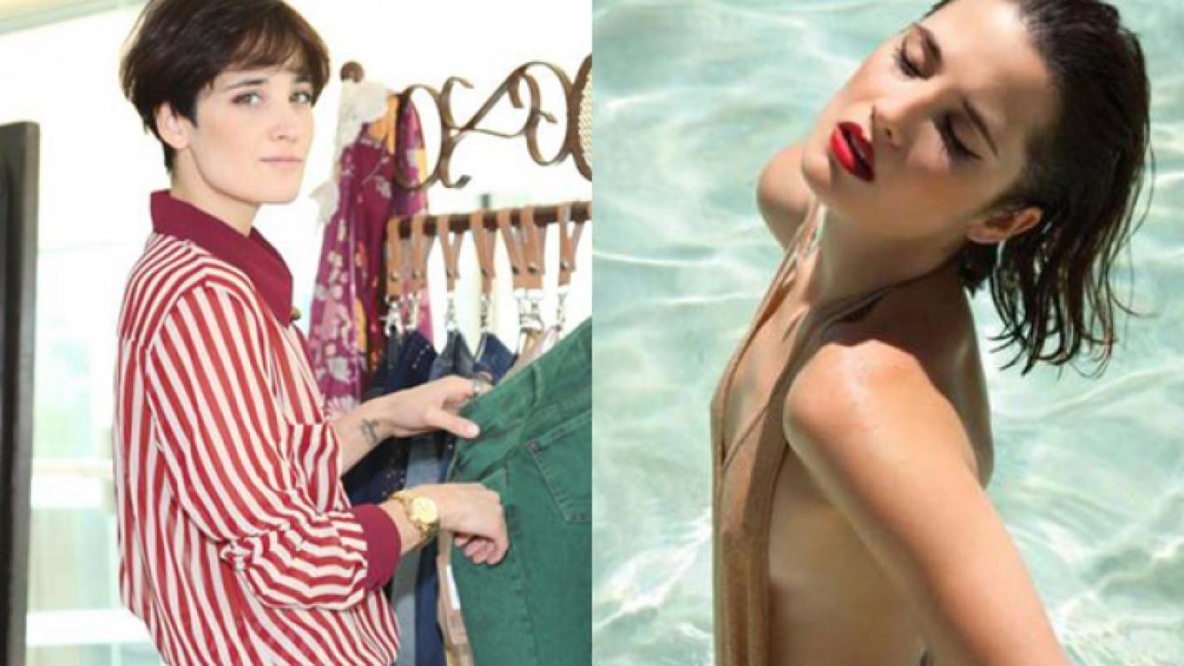 Florencia Torrente y su comunicado oficial sobre las fotos hot (Fotos: Web).