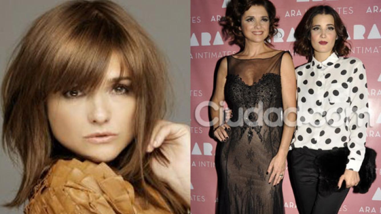Araceli González, enojada por el debate mediático sobre las fotos de Flor (Fotos: Web y Archivo Ciudad.com).