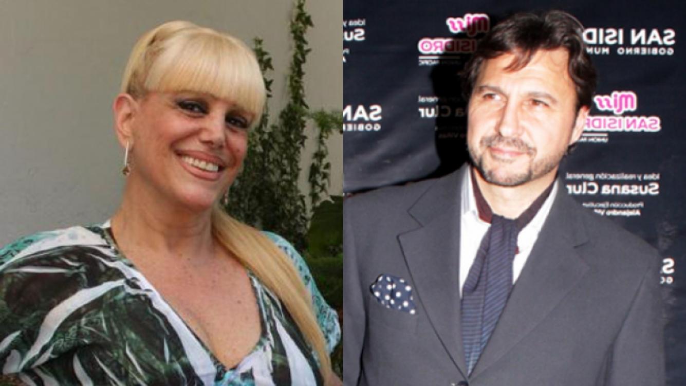 Valeria Lynch y su tormentosa relación con Miguel Habud (Fotos: Web).