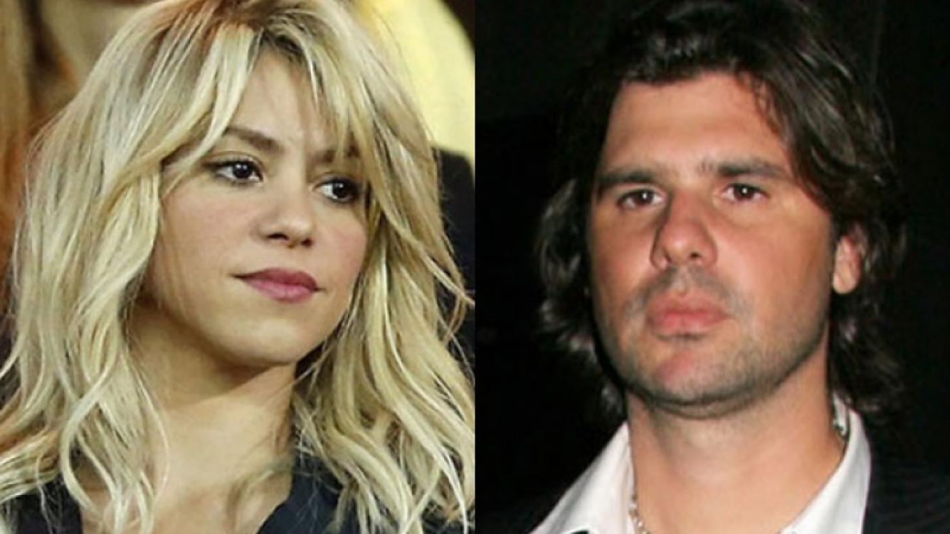 Shakira y Antonio de la Rúa, enfrentados en la Justicia (Fotos: Web).