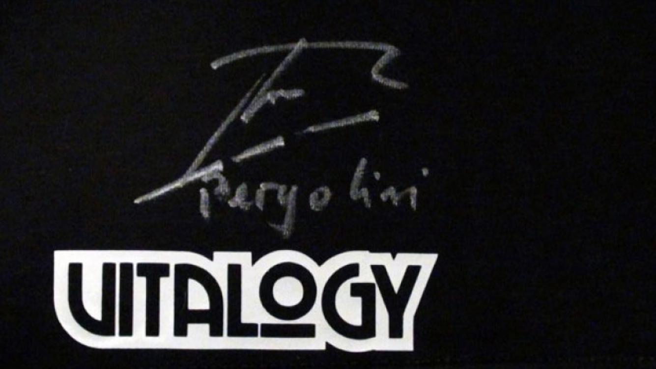 La firma de Mario Pergolini. (Foto: mercadolibre.com)
