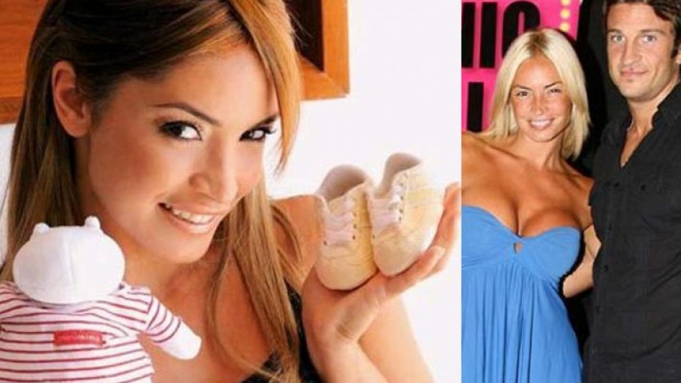 Claudia Fernández será mamá por segunda vez, junto a su esposo Leonel Delménico. (Fotos: archivo Web)