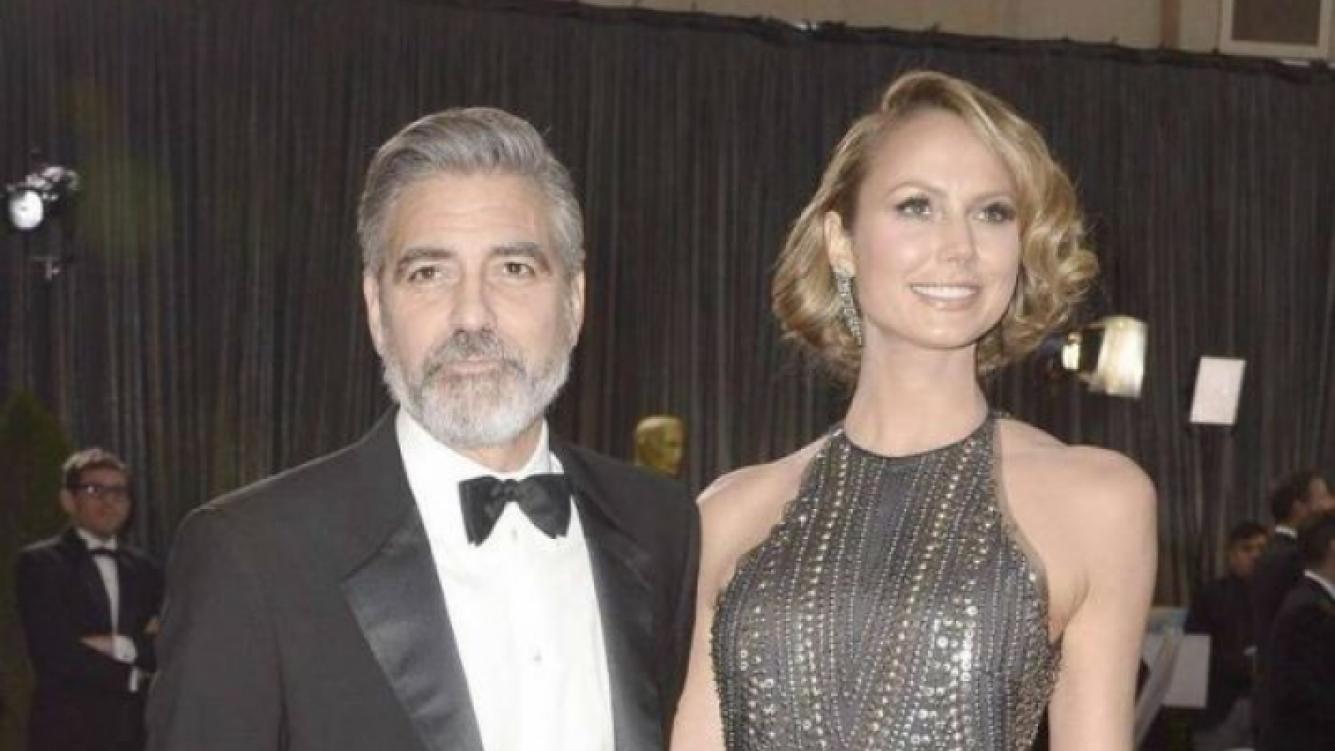 George Clooney está otra vez soltero: se peleó con su pareja desde hace dos años, Stacy Keibler. (Foto: Web)