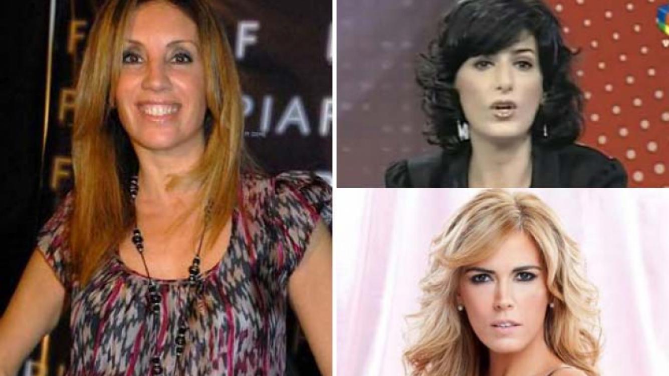 Cecilia Oviedo les ganó el juicio a Cecilia Milone y Viviana Canosa. (Foto: Web)