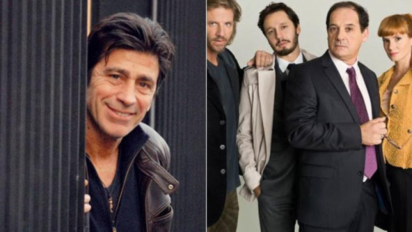Nicolás Repetto hará de ex pareja de Julio Chaves en Farsantes. (Foto: Web)