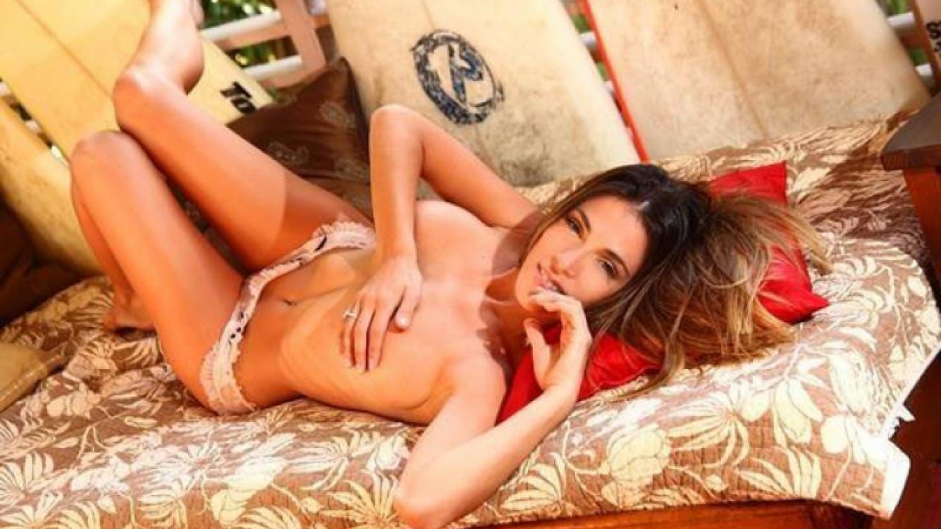 Coty Alvarez, una sirenita en Hawaii. (Fotos: instagram.com/cotyalvarez)