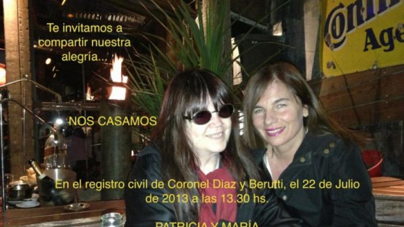 Luego de 8 años de relación, Marilina Ross se casa con su novia. (Foto: http://marilinarossoficial.blogspot.com.ar)