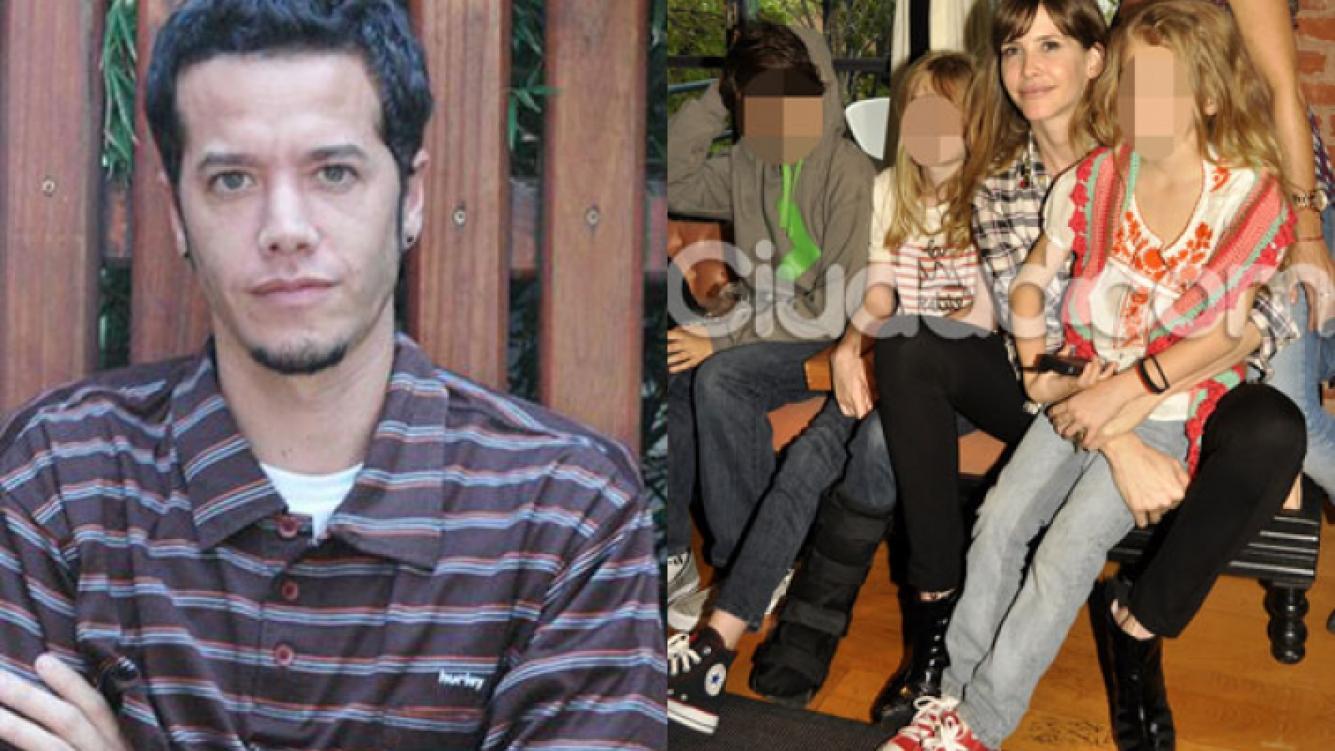 Sebastián Ortega habló de sus hijos y Valdés con Crónica (Foto: Web y Archivo Ciudad.com).