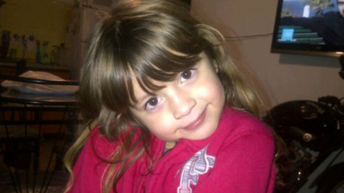 La hija de la Princesita Karina, internada (Foto: Twitter).
