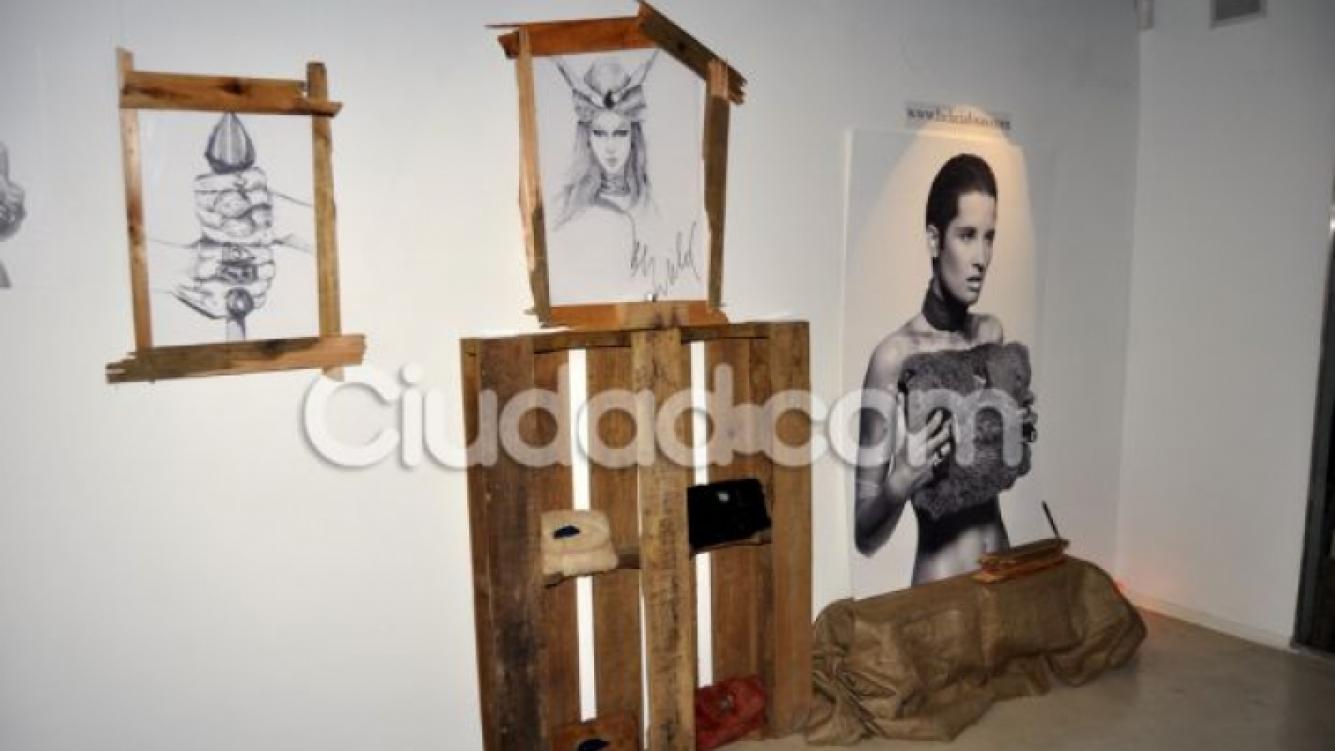 La presentación de Helicia, la marca de Floppy Torrente. (Foto: Jennifer Rubio-Ciudad.com)
