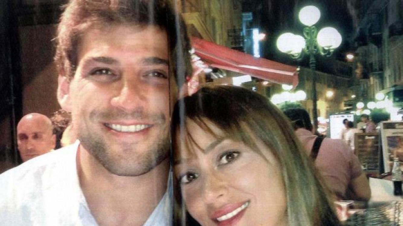Sol Estevanez y Miguel Avramovic, juntos. (Foto: revista Gente)