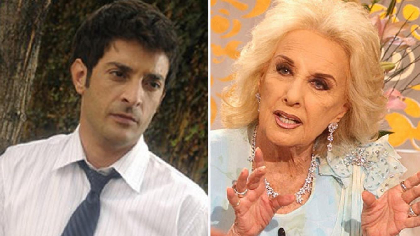 Pablo Rago, picante contra Mirtha Legrand (Fotos: Web).