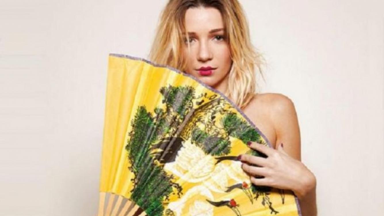 Micaela Breque, provocadora en la producción de nikinoto.com. (Foto: dmagazine.com)