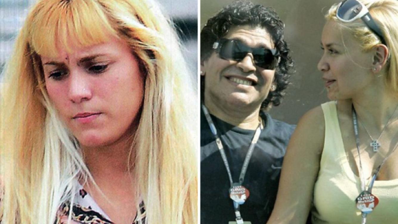 Rocío Oliva hizo catarsis en Twitter e ironizó por la reconciliación entre Diego Maradona y Verónica Ojeda. (Foto: Web)