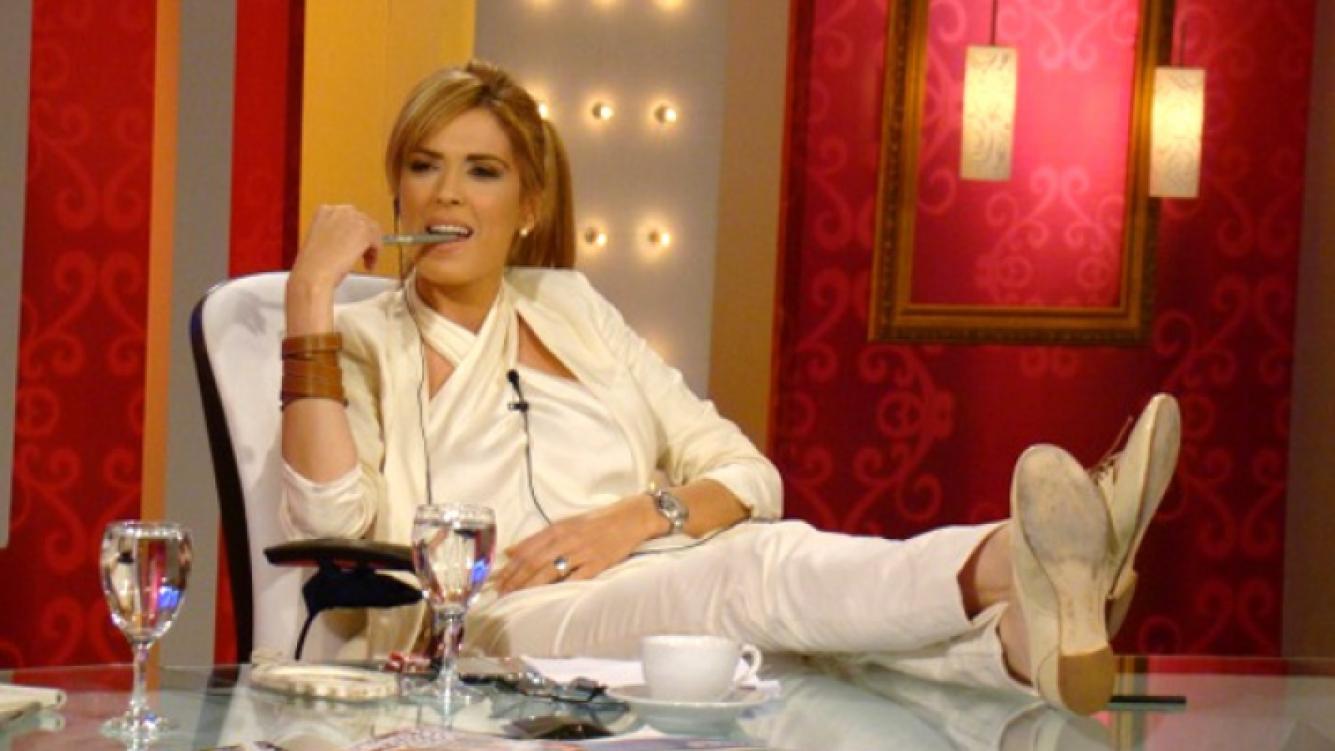 Viviana Canosa piensa en su futuro: ¿Canal 9 o El Trece?. (Foto: archivo Web)