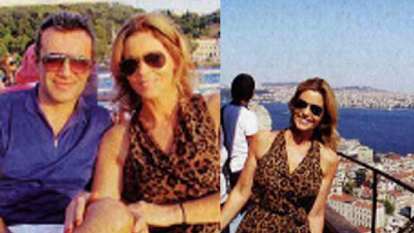Karina Mazzocco visitó Turquía con su esposo e hijo. (Foto: Revista Paparazzi)