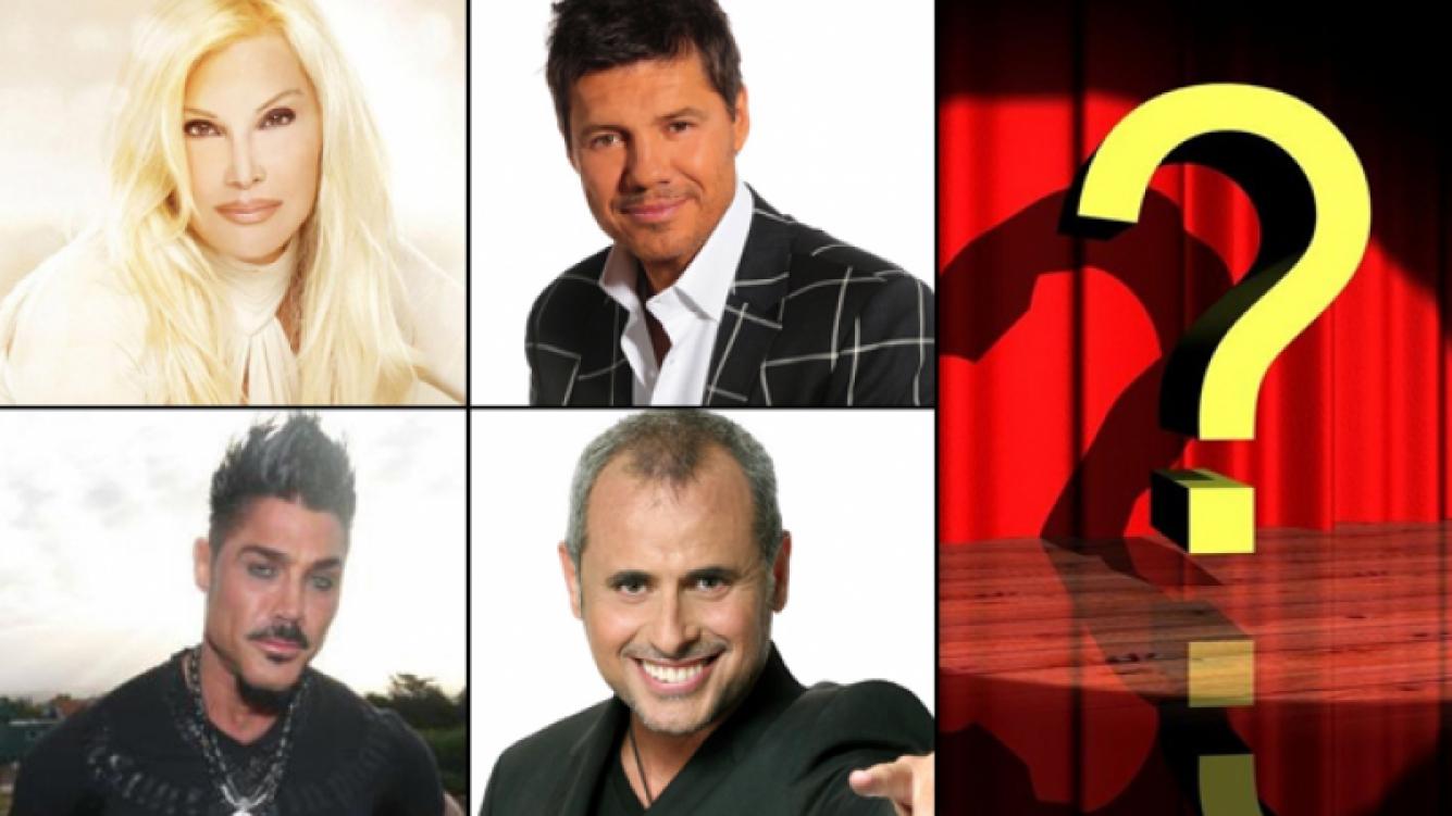 Los diez famosos más ricos e influyentes de la Argentina (Fotos: Web).