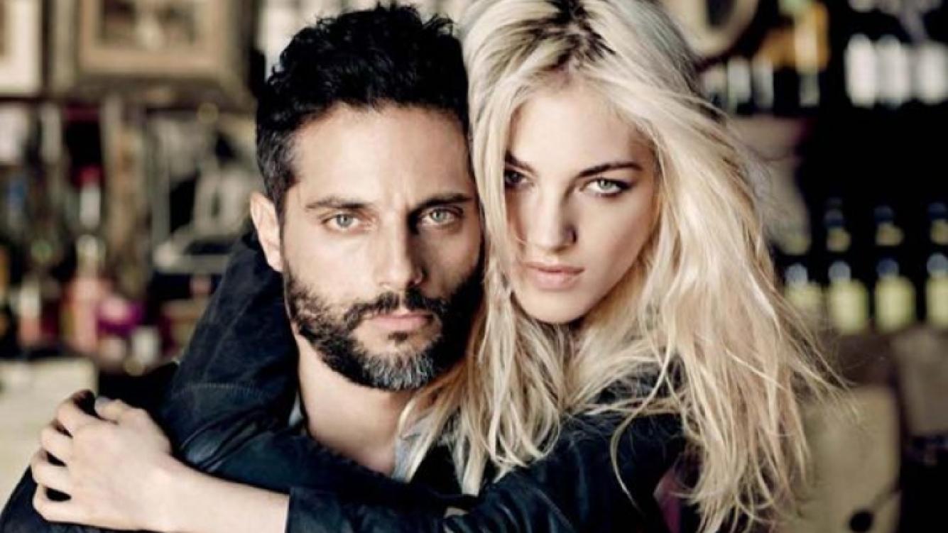 Joaquín Furriel y la campaña donde conoció a su nueva pareja. (Foto: revista Gente)