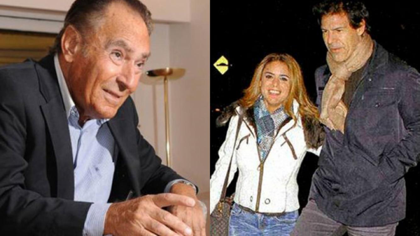 Juan Carlos Calabró habló del flamante romance de Marina con un directivo de América (Fotos: Web y revista Paparazzi).