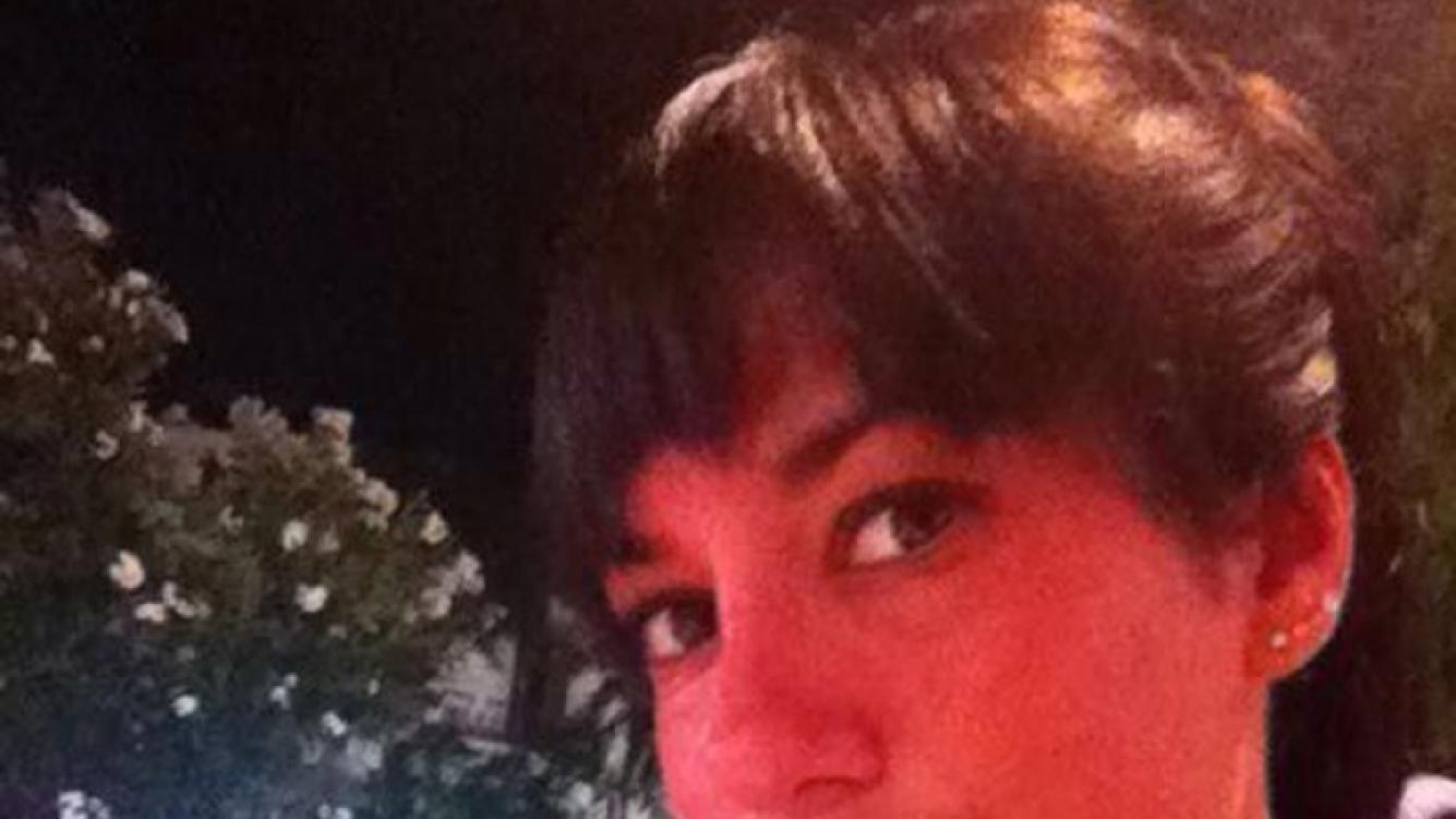 Silvina Escudero, con nuevo look en Ibiza. (Foto: Ciudad.com)