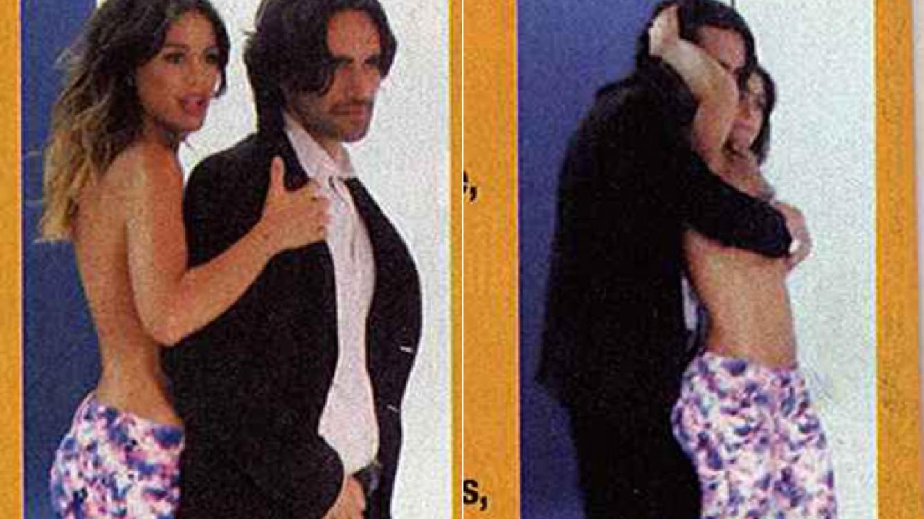 Gonzalo Heredia y Vitto Saravia: caliente back de fotos. (Fotos: Paparazzi)