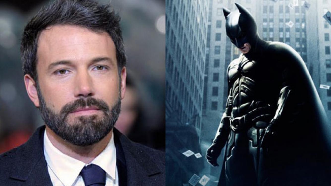 Ben Affleck será el nuevo protagonista de la exitosa Batman (Fotos: Web).