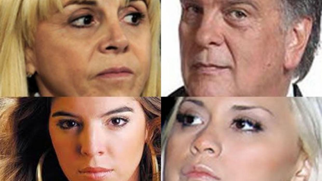 Ojeda apoyó a Ventura y Dalma la atacó. (Fotos: Web)