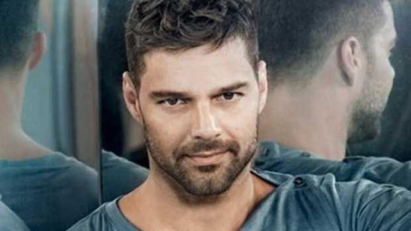 Ricky Martin y una confesión inesperada. (Foto: Web)