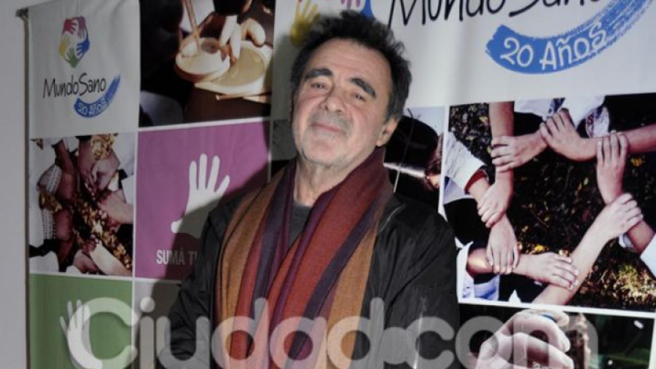 El director Carlos Sorin. (Foto: Jennifer Rubio-Ciudad.com).