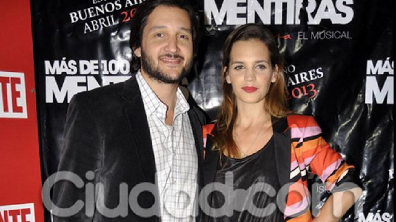 Germán Paoloski negó que Sabrina Garciarena esté embarazada. (Foto: Jennifer Rubio-Ciudad.com)