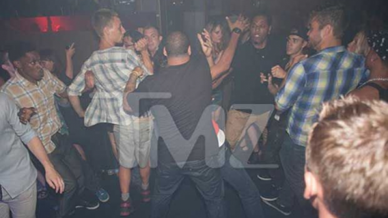Justin Bieber fue atacado en un club nocturno de Toronto. (Foto: TMZ.com)