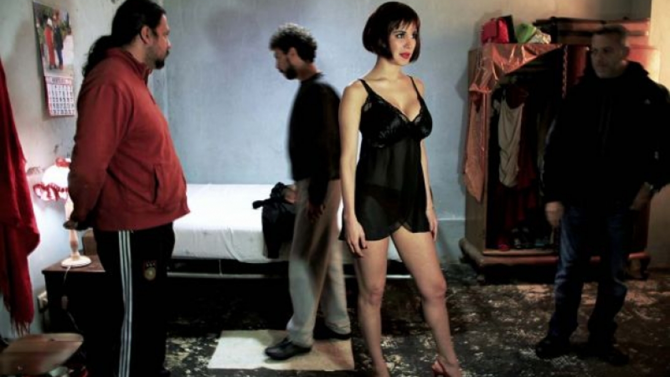 Andrea Rincón en el rol de Amanda.(Foto: Chester Prensa e Imagen)