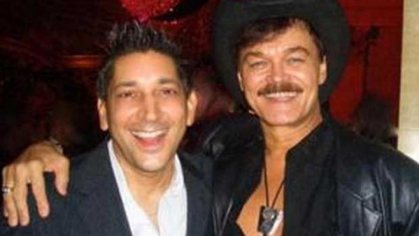 El cowboy de los Village People se casa con su novio en New York. (Foto: TMZ.com)