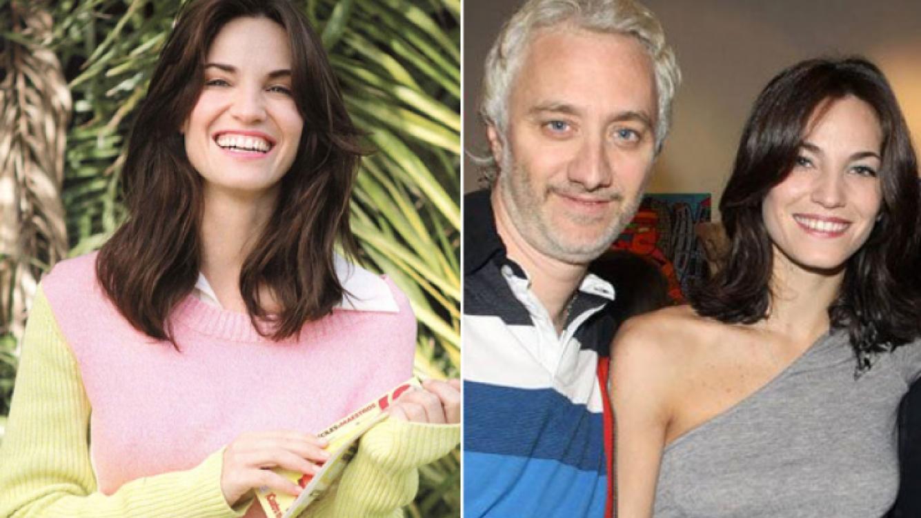 Florencia Fabiano habló de la buena relación con su ex, Andy Kusnetzoff. (Fotos: revista Ohlalá! y Web)