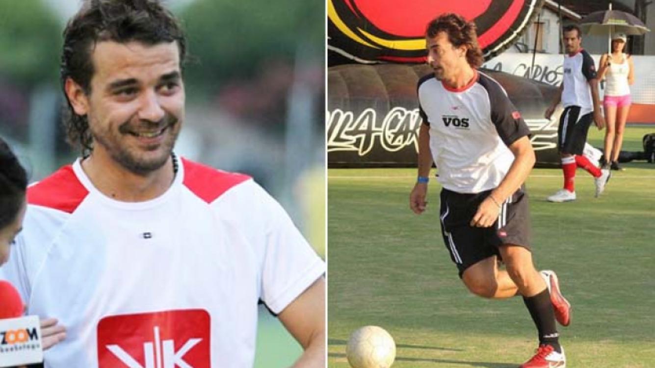 Pedro Alfonso se lesionó jugando al fútbol. (Foto: archivo La Voz del Interior)