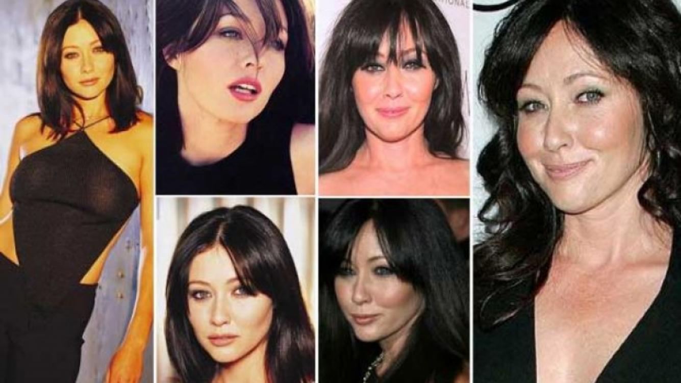 Brenda de Beverly Hills 90210: Mirá como está hoy Shannen Doherty. (Foto: Web)