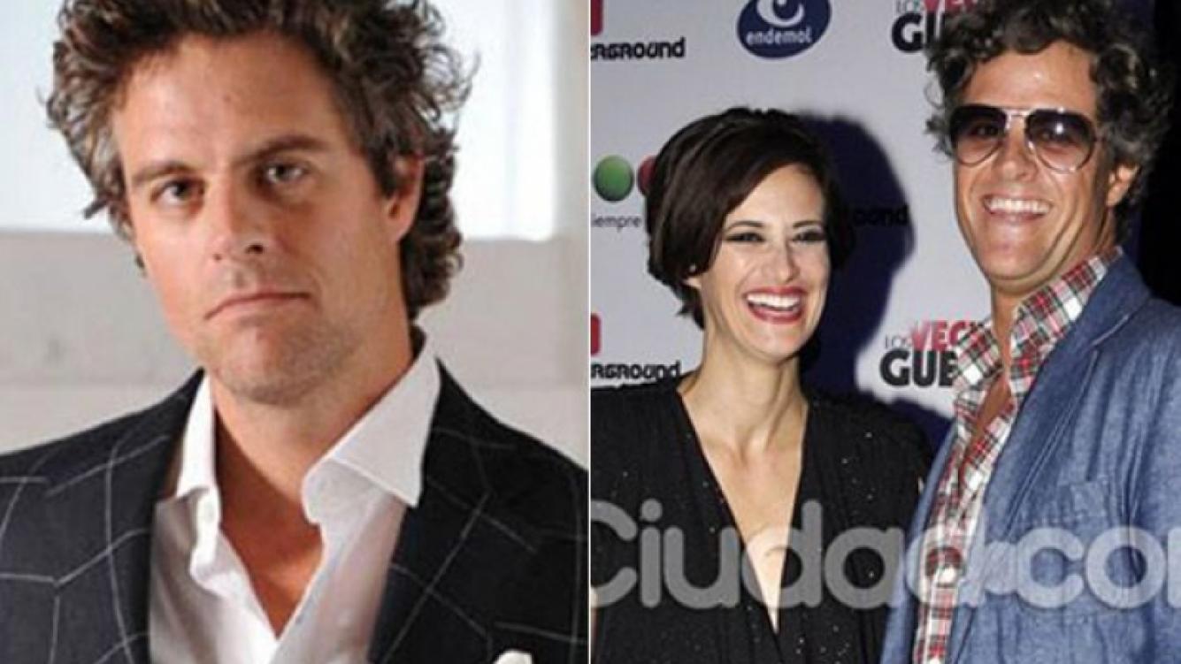 Mike Amigorena habló de su relación con Mónica Antonópulos. (Fotos: Web y Ciudad.com)